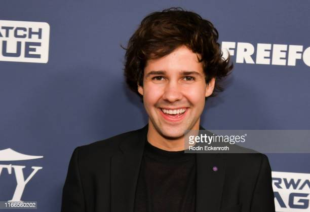 David Dobrik attends Variety's Power of Young Hollywood at The H Club Los Angeles on August 06 2019 in Los Angeles California