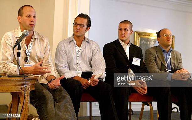 David Dorn Andy Volanaris Paul Lanzarotti and Seth Schachner