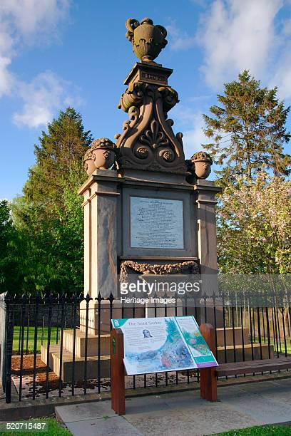 David Douglas Memorial Scone Perth and Kinross Scotland Born in Scone Douglas was a Scottish botanist who undertook a plantfinding expedition in the...