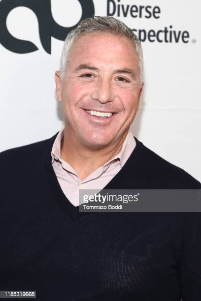 David Dubinsky attends the WACO Theater Foundation's An Introduction To The Diverse Perspective Event at WACO Theater Center on November 03 2019 in...