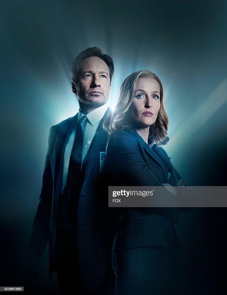 "FOX's ""X-Files"" : News Photo"