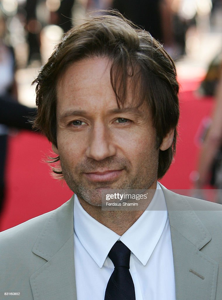 """""""The X-Files: I Want To Believe"""" London Premiere - Outside Arrivals : News Photo"""