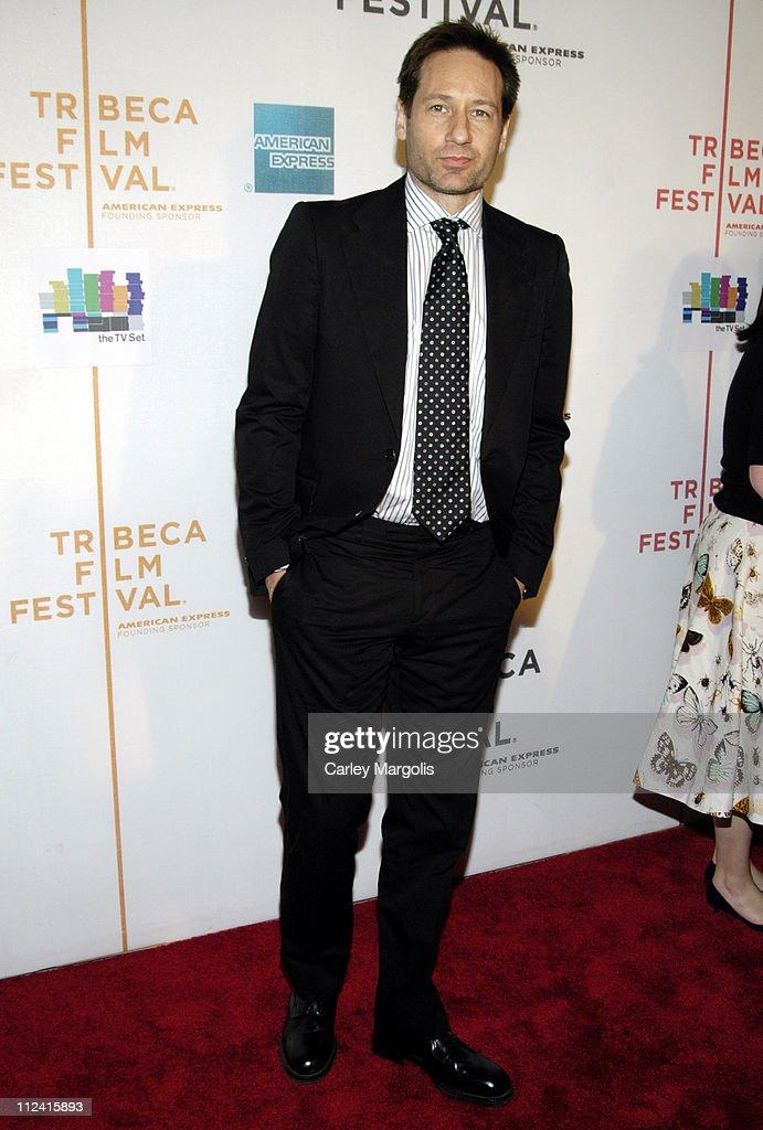 "5th Annual Tribeca Film Festival - ""The TV Set"" Premiere - Arrivals"