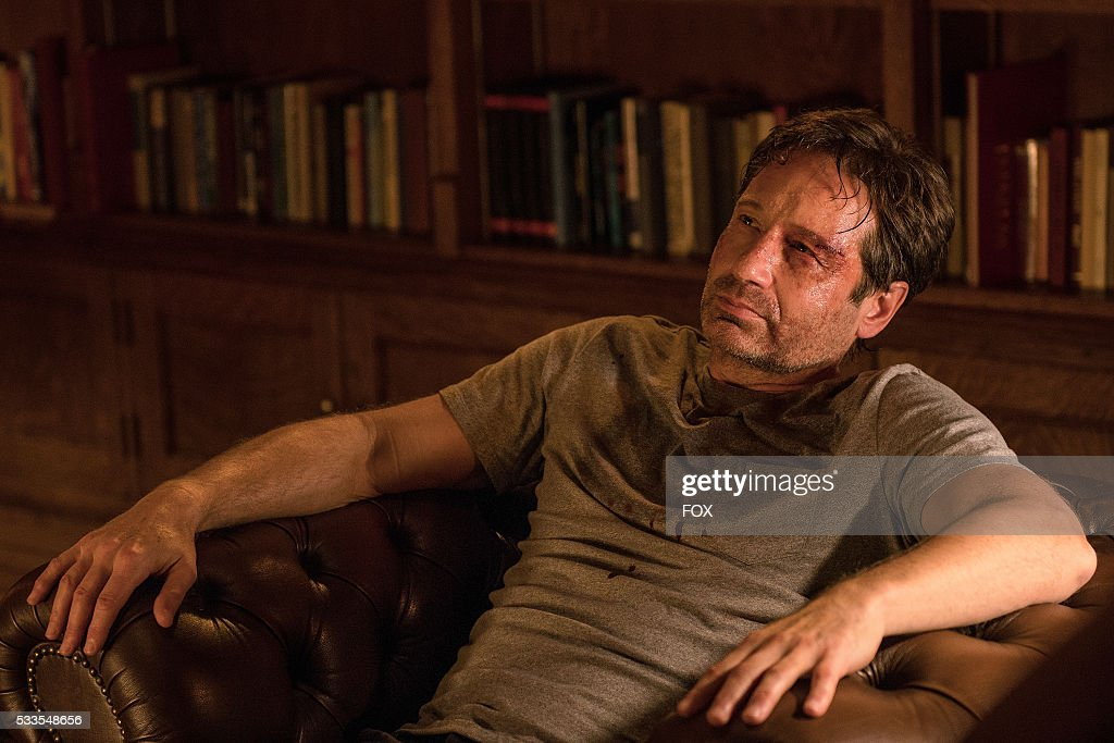 David Duchovny in the My Struggle II season finale episode of THE X-FILES airing Monday, Feb. 22 (8:00-9:01 PM ET/PT) on FOX.