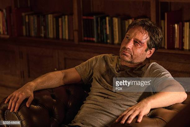 David Duchovny in the My Struggle II season finale episode of THE XFILES airing Monday Feb 22 on FOX