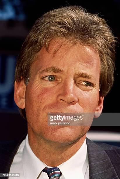 David Duke a former Grand Dragon of the Knights of the Ku Klux Klan is running for governor of Louisiana