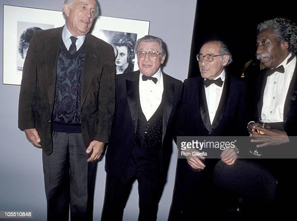 David Duncan, Carl Mydans, Alfred Eisenstaedt and Gordon Parks