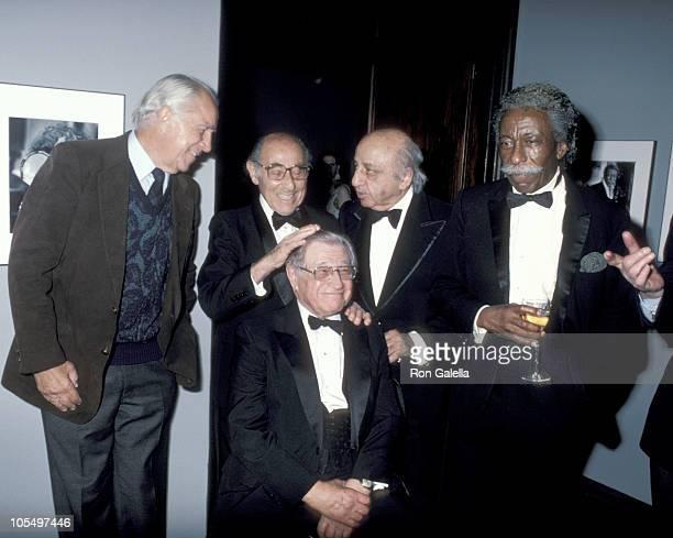 David Duncan, Carl Mydans, Alfred Eisenstaedt, Jousef Karsh and Gordon Parks