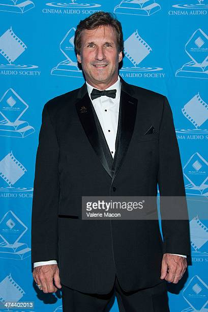 David E Fluhr attends the 50th Annual CAS Awards From The Cinema Audio Society at Millennium Biltmore Hotel on February 22 2014 in Los Angeles...