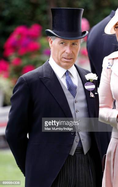David Earl of Snowdon attends day 3 Ladies Day of Royal Ascot at Ascot Racecourse on June 22 2017 in Ascot England