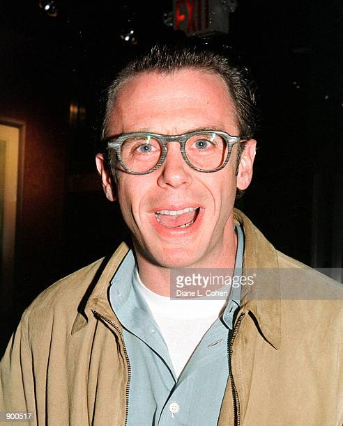 David Eisenberg attends a special screening benefit of the movie 'shallow Hal'' November 7 2001 in New York City The screening will donate proceeds...