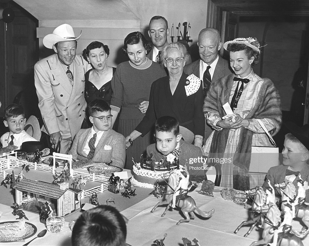 Party At The White House : News Photo