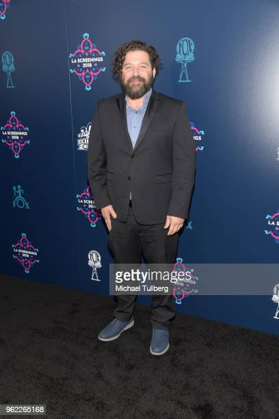 David Elliott attends the 20th Century Fox 2018 LA Screenings Gala at Fox Studio Lot on May 24 2018 in Century City California