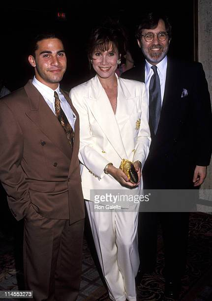 David Farentino Michele Lee and Fred Rappoport during Mother's Day Madness Party May 10 1992 at Century Plaza Hotel in Century City California United...
