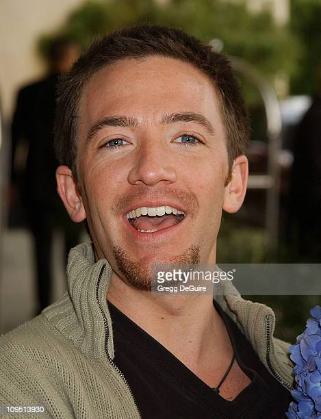David Faustino during 2003 National Cable Telecommunications Assn Press Tour Day Three at Renaissance Hotel in Hollywood California United States