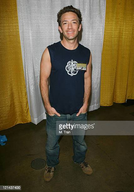 David Faustino during 2007 Wizard World Day 2 at Los Angeles Convention Center in Los Angeles California United States
