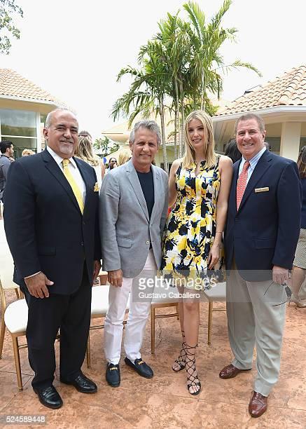 David Feder Vice President and Managing Director Trump National Doral Mayor Luigi Boria City of Doral Ivanka Trump Councilman Pete Cabrera City of...