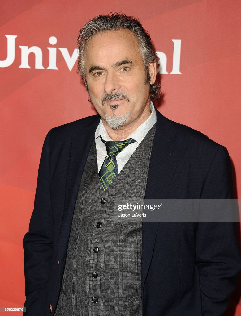 David Feherty attends the 2017 NBCUniversal summer press day The Beverly Hilton Hotel on March 20, 2017 in Beverly Hills, California.