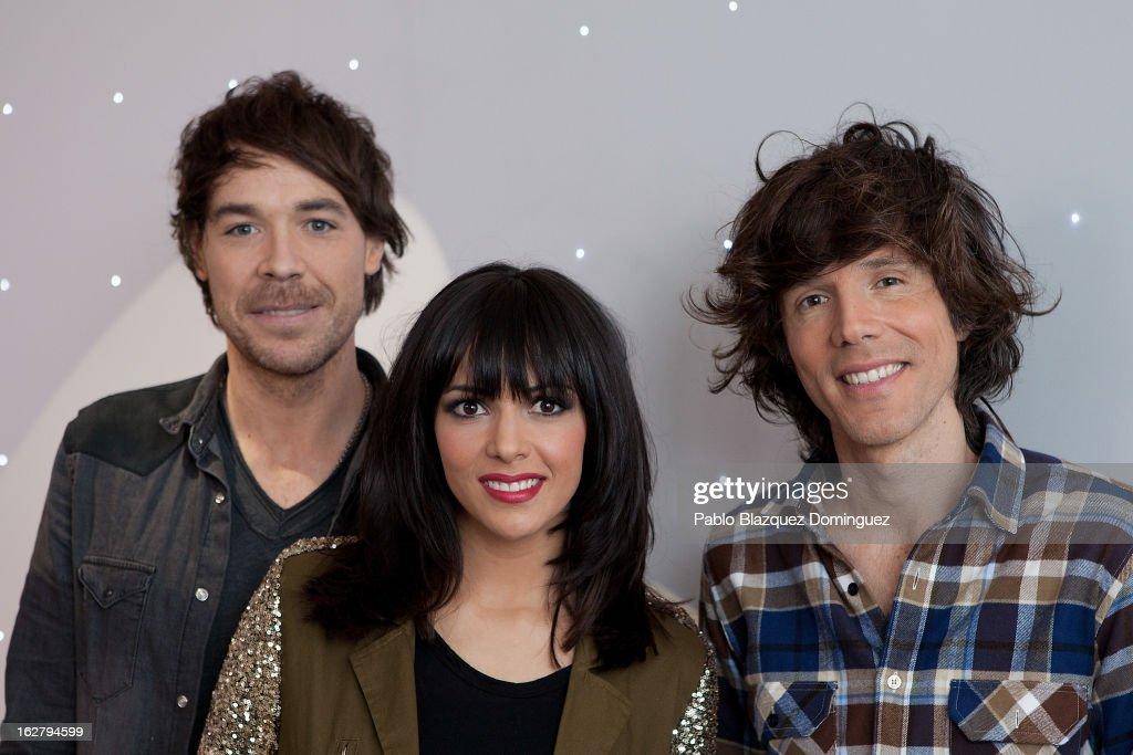El Sueno de Morfeo Present Spain's Eurovision Song Entry