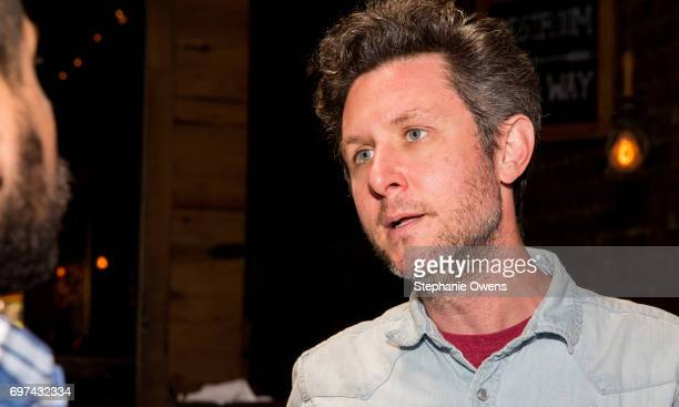 David Fenster attends the DGA Reception during 2017 Los Angeles Film Festival at City Tavern on June 16 2017 in Culver City California