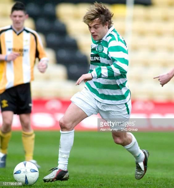 David Fernandez in action for Celtic