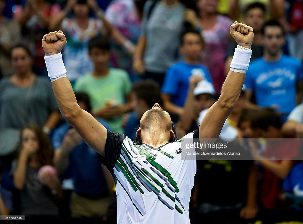 Valencia Open 500 - Day Five : News Photo