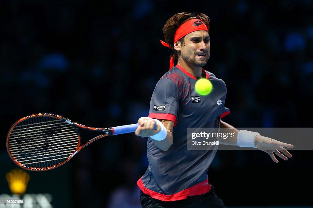 Barclays ATP World Tour Finals - Day Six : News Photo