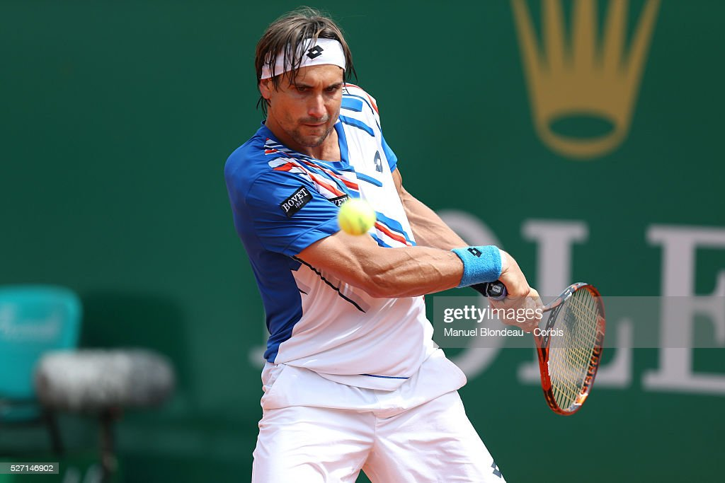 Tennis - ATP Monte-Carlo Rolex Masters 2014 - Day Six : News Photo