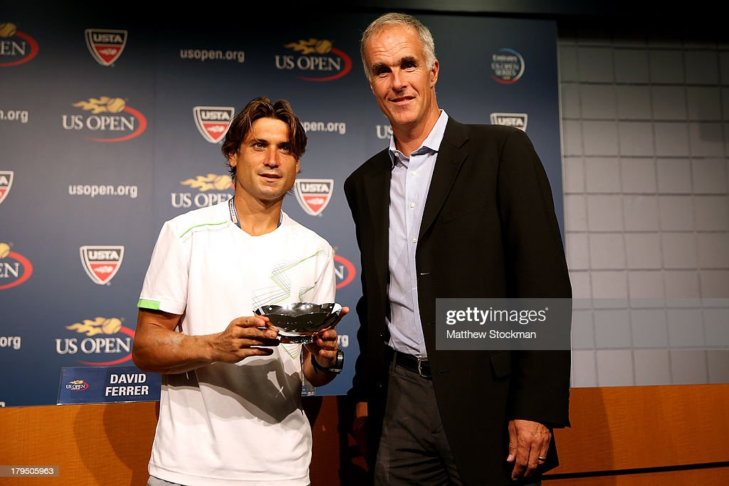 2013 US Open - Day 10 : News Photo