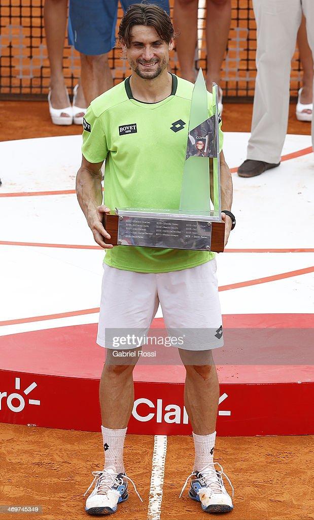 ATP Buenos Aires Copa Claro - Day 7