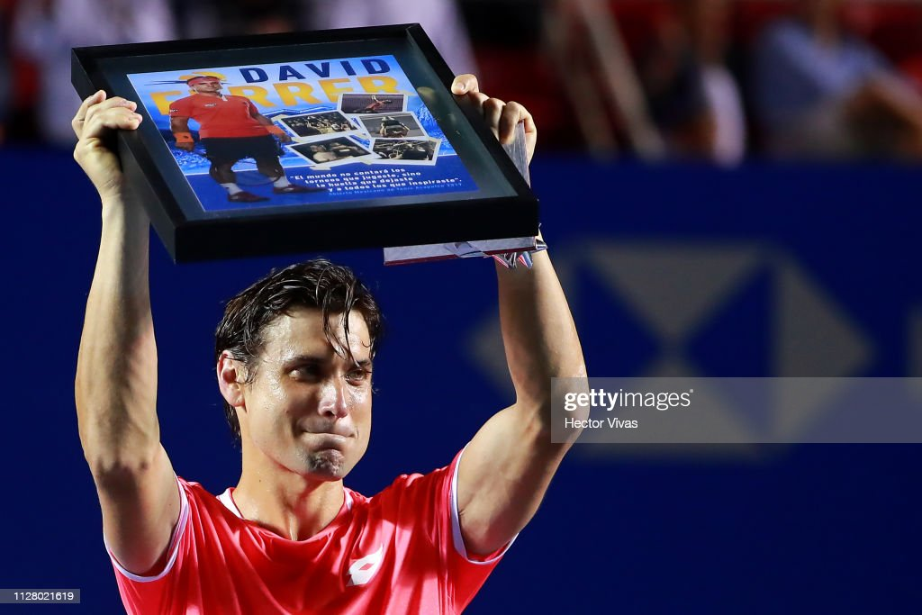Telcel ATP Mexican Open 2019 - Day 3 : News Photo