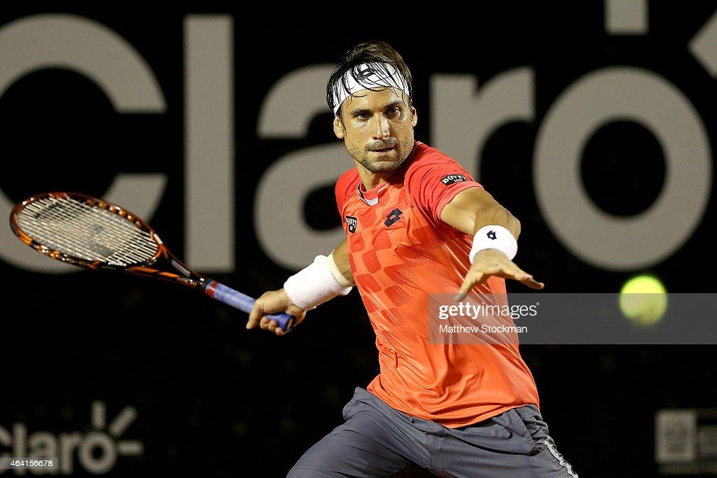 Rio Open 2015 - Finals : News Photo