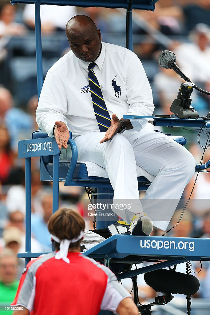 2012 US Open - Day 11 : News Photo