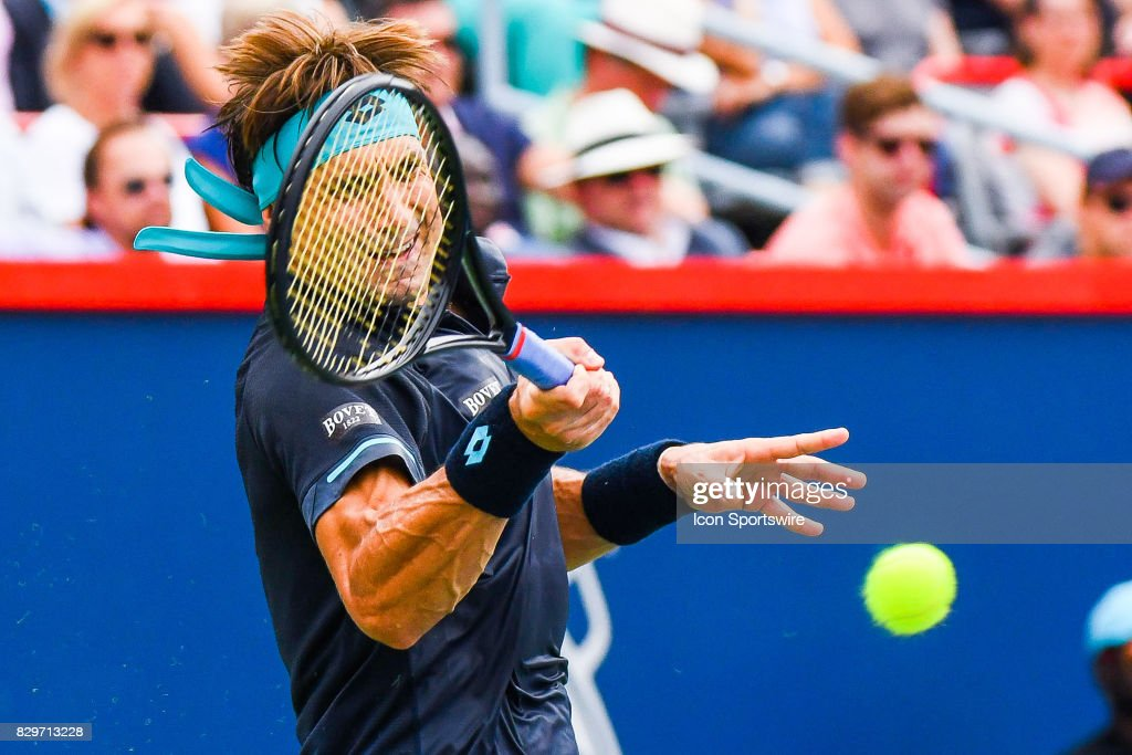 TENNIS: AUG 10 ATP Coupe Rogers : News Photo