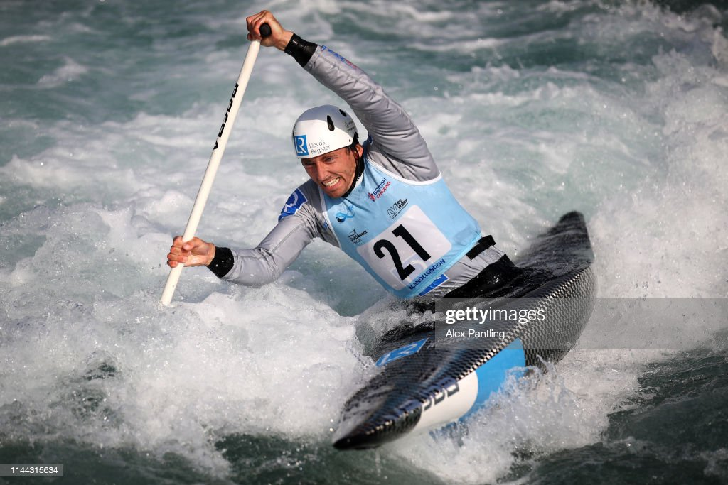 GBR: Canoe Slalom - British Senior Team and Olympic Selection Trials