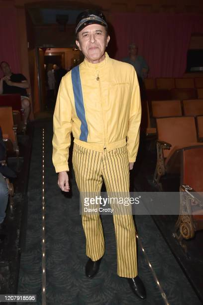 David Flores attends the House Of Cardin Special Screening At Palm Springs Modernism Week at The Plaza Theater on February 21 2020 in Palm Springs...