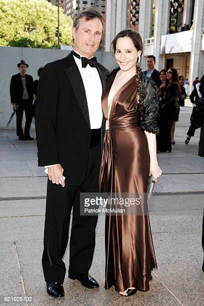 David Ford and Pamela Fielder attend AMERICAN BALLET THEATRE 68th Annual Spring Gala at Metropolitan Opera House on May 19 2008 in New York City