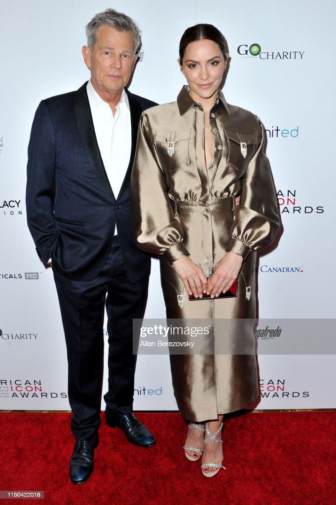 American Icon Awards - Arrivals : Nachrichtenfoto