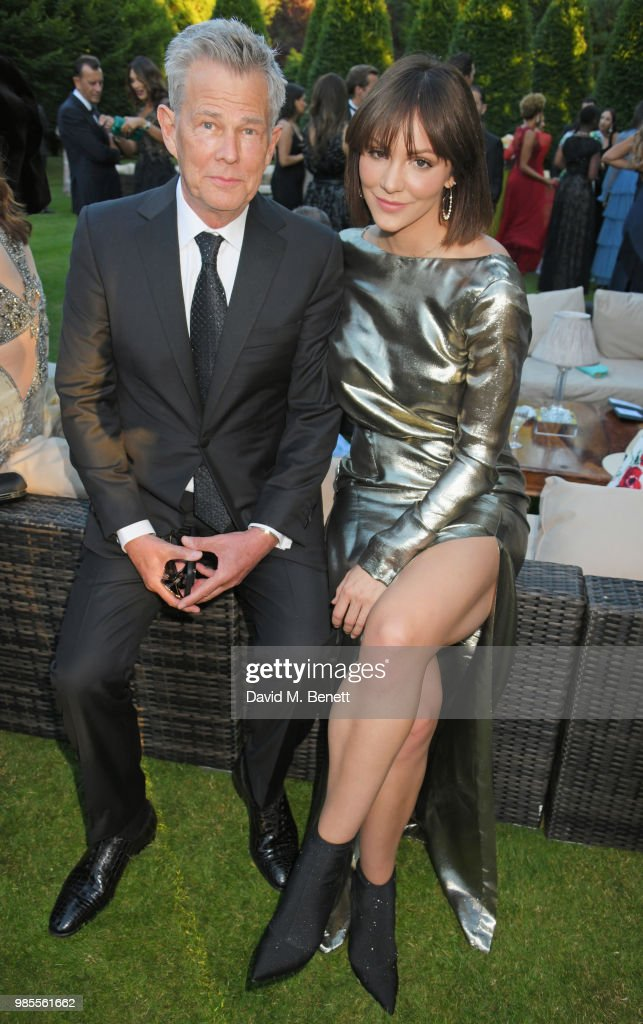 Argento Ball For The Elton John AIDS Foundation In Association With BVLGARI & Bob and Tamar Manoukian