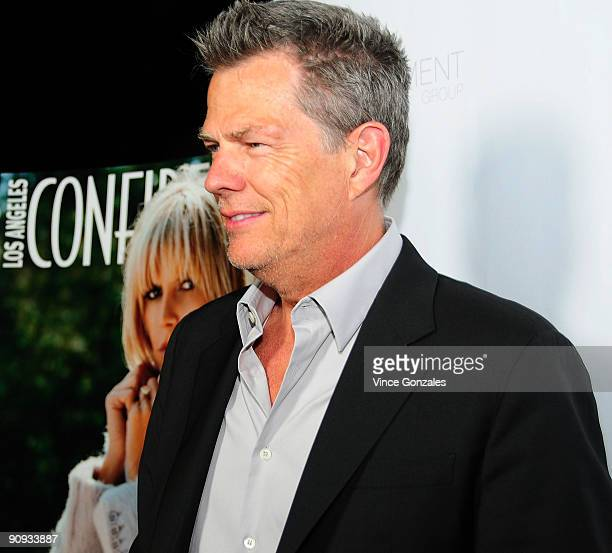 David Foster arrives at Los Angeles Confidential magazine's annual pre-Emmy party, hosted by Heidi Klum and Niche Media CEO Jason Binn, held at a...