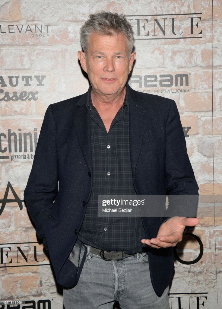 David Foster attends day one of TAO, Beauty + Essex, Avenue + Luchini LA Grand Opening on March 16, 2017 in Los Angeles, California.