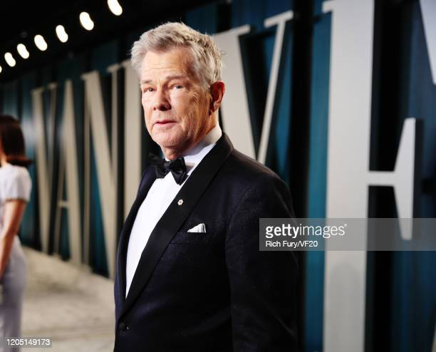 David Foster attends the 2020 Vanity Fair Oscar Party hosted by Radhika Jones at Wallis Annenberg Center for the Performing Arts on February 09, 2020...