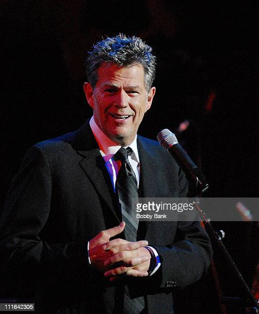 David Foster performs at the Neil Sedaka Celebrates 50 Years of Hits at Avery Fisher Hall on October 26, 2007 in New York City.