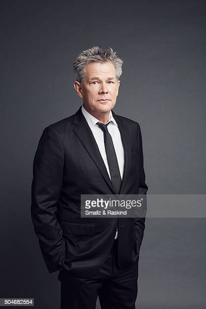 David Foster poses for a portrait at the 2016 People's Choice Awards at the Microsoft Theater on January 6 2016 in Los Angeles California