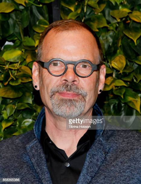 David France attends the screening of Netflix's 'The Death And Life Of Marsha P Johnson' at NETFLIX on October 4 2017 in Los Angeles California