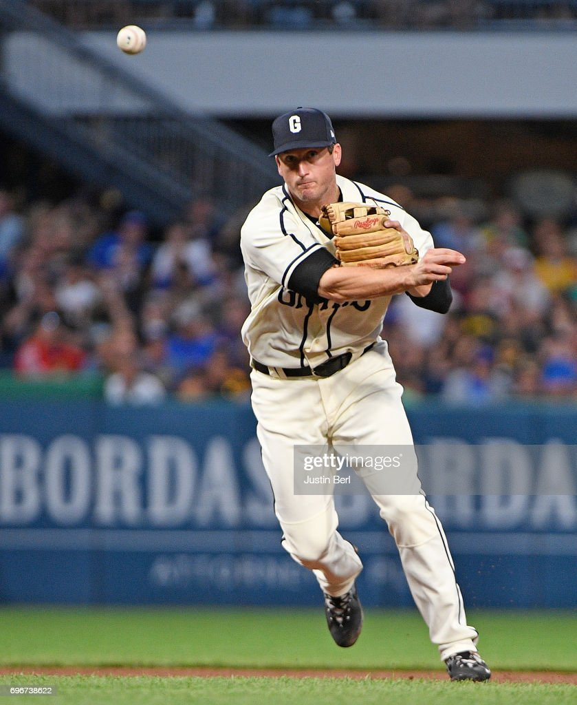 Chicago Cubs v Pittsburgh Pirates : News Photo