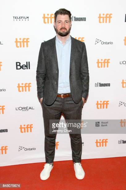 David Freyne attends The Cured premiere during the 2017 Toronto International Film Festival at Ryerson Theatre on September 9 2017 in Toronto Canada