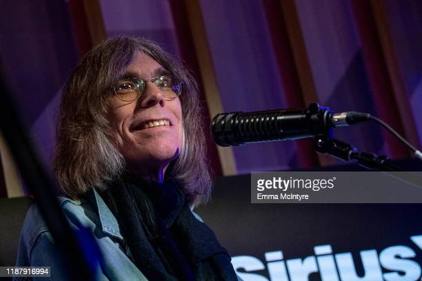 David Fricke attends 'Beck performs on SiriusXM's The Spectrum' at SiriusXM Studios on December 10 2019 in Los Angeles California