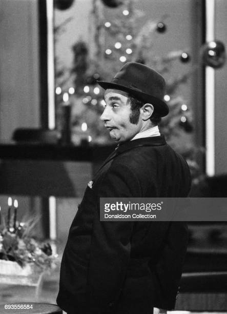 David Frye performs as a part of Ace Trucking Company on This Is Tom Jones TV show in circa 1970 in Los Angeles California