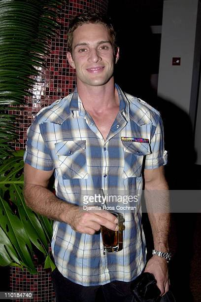 David Fumero during The Launch Party for the Sexy New Fragrances FCUK HIM and FCUK HER at LQ in New York City New York United States